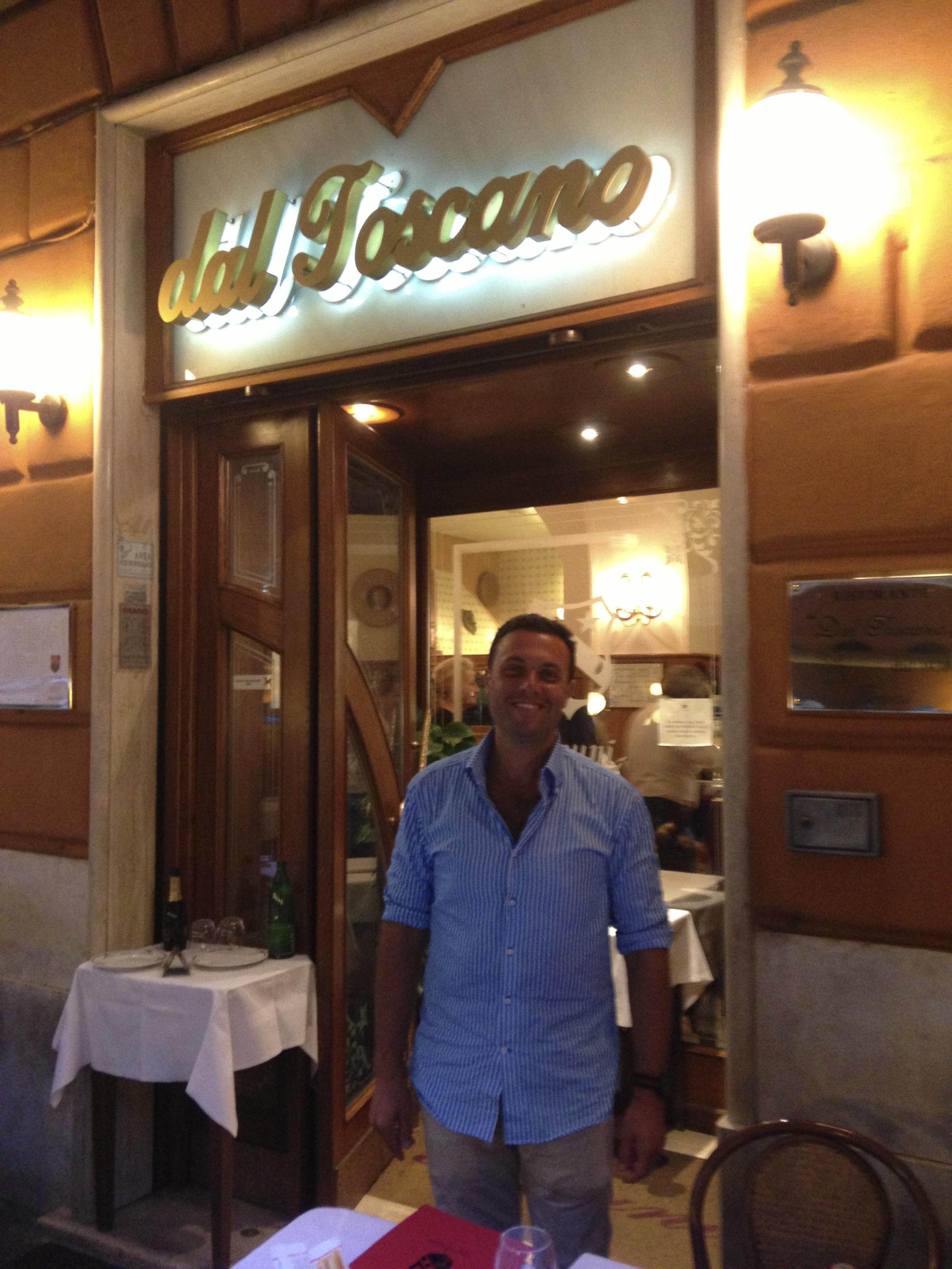 Golden Palate Italia Partner: Ristorante Dal Toscano (Roma): Excellent ...