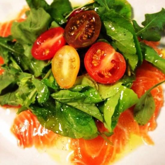 Ristorante sapori chef marco pindo 39 s signature innovative for Triple tail fish taste