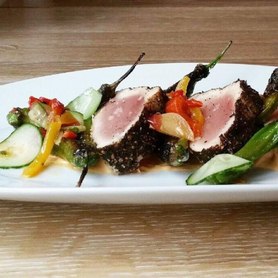 Travelle elegant seasonal american fine dining at the for American cuisine chicago