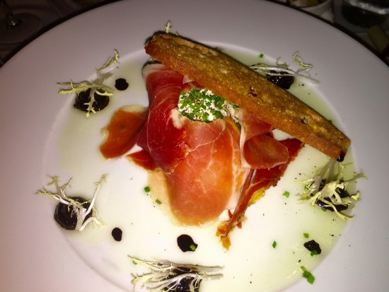 "Cafe Ponte: ""Golden Palate®"" Innovative, Impeccable New ..."