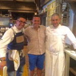 Fred Bollaci Attends The Argiolas Sardinian Wine Dinner at Osteria/Bar Tulia in Naples, Florida