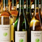 Fred Bollaci Attends Ruth's Chris Steakhouse Renowned Cakebread Cellars (Napa Valley) Wine Dinner