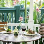 Sundy House: Amazing Sunday Brunch, Great New American Cuisine and Historic B&B in a Victorian Home with Beautiful Gardens in Downtown Delray Beach, FL