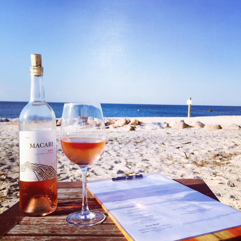 La plage one of long island 39 s most romantic restaurants for American cuisine long island