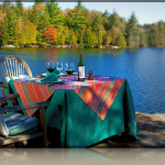 Platinum Palate: The Point: Exclusive Adults Only Gilded Age Lakefront Resort in Saranac Lake (Upstate New York)