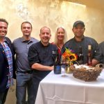 Fred Bollaci Attends 5th Annual Wild Truffle Dinner by Florida WineFest, Chefs Chris Covelli & Paul Mattison, Williamson Wines, and Carneros della Notte Winery, and Savini Tartufi at Mattison's 41 in Sarasota, FL