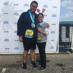 Fred Bollaci Runs First Watch Half Marathon in Sarasota, Florida!