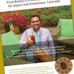"""Author of """"The Restaurant Diet"""" (Mango Media, 2018) & Healthy Gourmet Lifestyle Expert Fred Bollaci Debuts Much-Anticipated ASPEN PREMIUM DINING GUIDE, Showcasing the Top 40 Restaurants in Aspen-Snowmass, CO For Purchase & Download!"""