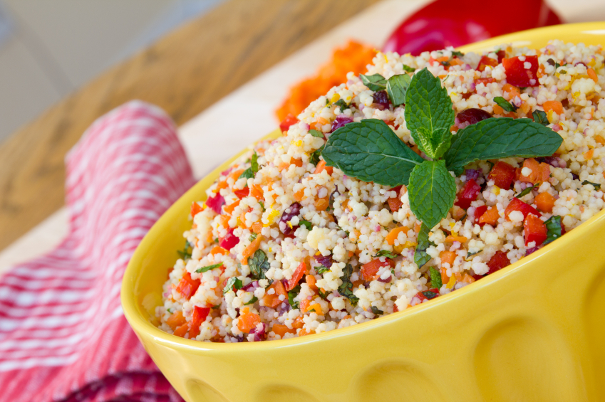 Couscous and Cranberries