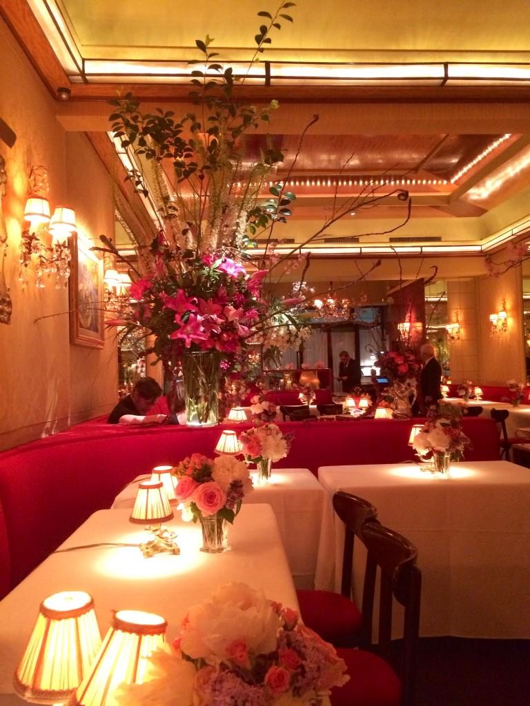 Grenouille Restaurant Nyc