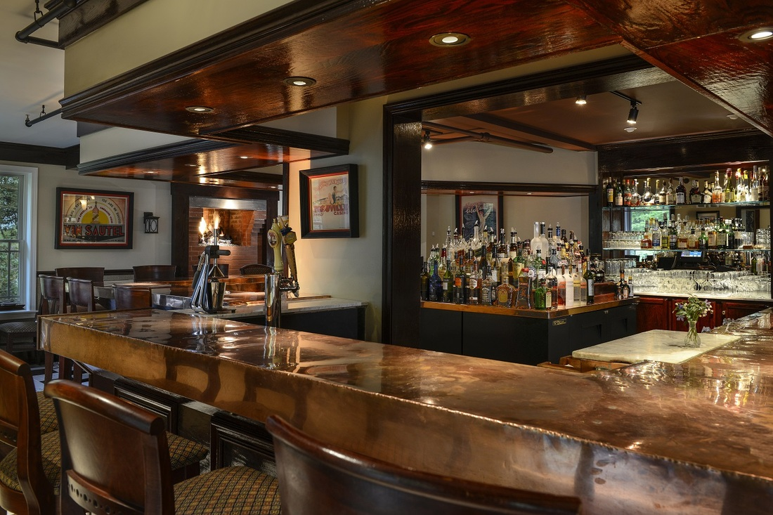 The oak room restaurant and the copper beech inn elegant setting the copper beech inn is perfectly situated for guests to explore coastal connecticut including the sandy beaches at nearby hammonassett state park kristyandbryce Gallery