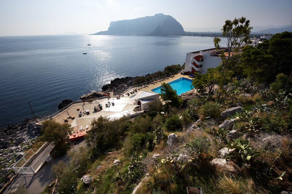 Golden Palate Italia Partner Splendid Hotel La Torre Palermo Mondello Great Family Atmosphere Overlooking The Sea