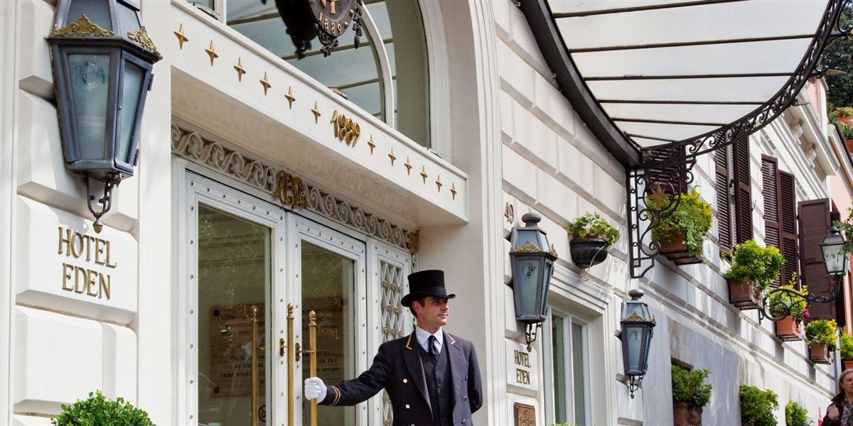 Golden Palate Italia Partner: Hotel Eden and La Terrazza dell\'Eden ...
