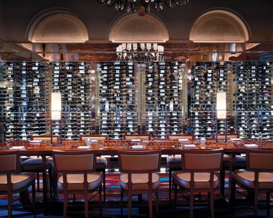 Hmf Chic Cly Tails Global Cuisine And World Cl Wine List At The Breakers Resort In Palm Beach Florida
