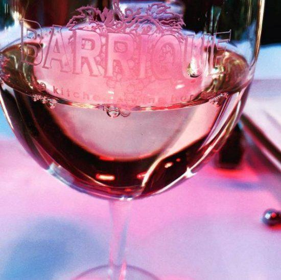 Barrique Kitchen & Wine Bar: Great Wine Bar and Mediterranean ...