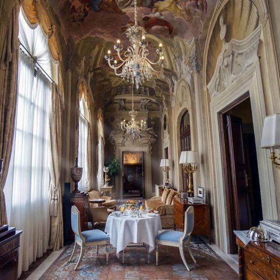 Florentine Dining Room: Platinum Palate Italia: Four Seasons Hotel Firenze: A
