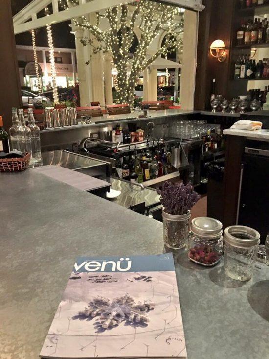 Vincenzo Betulia Charter Member Osteria Bar Tulia Debuts