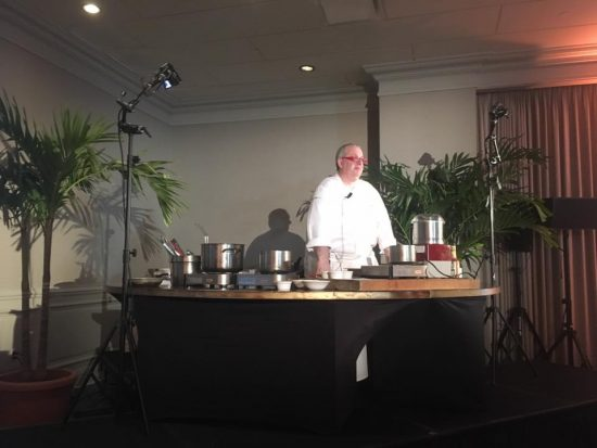 Dinner And Cooking Demonstration With Renowned Italian Chef