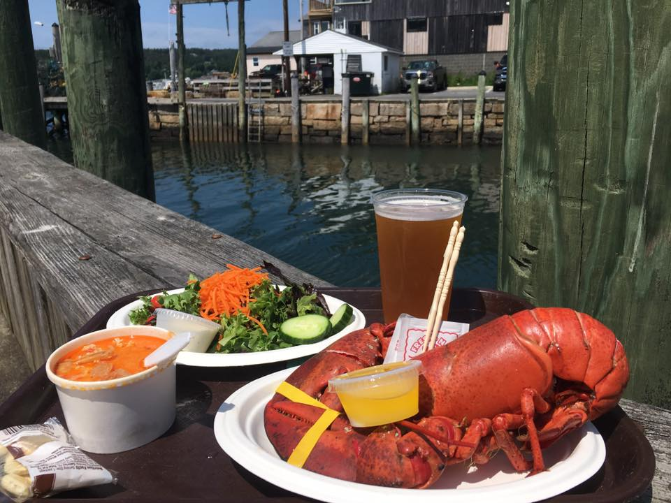 My Week in Bar Harbor, Maine--Where to Eat & What to Do!