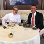 "Fred Bollaci Films B-Roll Video with Michelin-Star Chef Gabriel Kreuther, Cover Endorsement for ""The Restaurant Diet"" in New York"