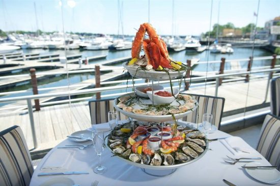 Enjoy Lovely Waterfront Dining With Spectacular Seafood Prime Steak Fabulous Sushi And An Impressive Wine Tail Program Stamford Is
