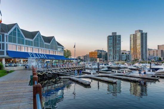 The Waterfront Stamford Location Is Almost A Mirror Image Of Its Beautiful And Renowned Sister Restaurant That Resides Across Long Island Sound In