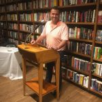 """Fred Bollaci Signs """"The Restaurant Diet"""" and Speaks Before an Enthusiastic Crowd at The Renowned Books & Books in Coral Gables!"""