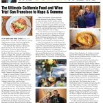 "The Golden Palate: ""The Best of San Francisco, Napa, and Sonoma"" by Fred Bollaci in Spring 2018 Venu Magazine!"