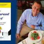 """""""Gourmet Weight Loss Guru"""" Fred Bollaci, Author of """"The Restaurant Diet"""" How to Eat Out Every Night and Still Lose Weight (Featuring Recipes from 100 top Restaurants Nationwide) to be a Motivational Speaker at Upcoming Salon Series for Designing Women SRQ in Sarasota, Florida on Thursday April 25, 2019 at 11:30 am. For Information and Tickets Click on Link"""