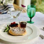 Gasparilla Inn's Famous Blueberry Pancakes, Boca Grande, Florida